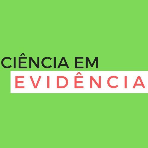 Logo da Revista Ciência em Evidência