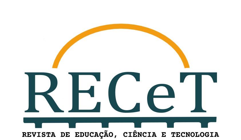 RECeT - Revista de Educação, Ciência e Tecnologia